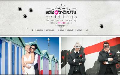 Shotgun Weddings Site Launched!