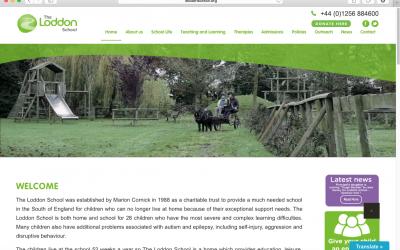 Loddon Websites complete